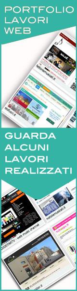 portfolio realizzazione siti internet roma