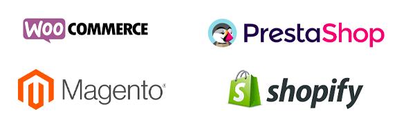 siti eCommerce Magento, wooCommerce ROMA